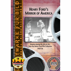 Henry Ford's Mirror of America DVD