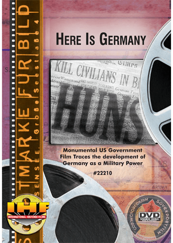 Here Is Germany DVD