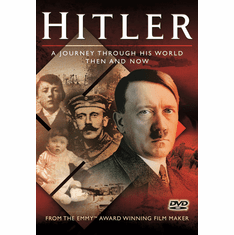 Hitler: A Journey Through His World Then and Now DVD