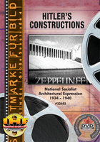 Hitler's Constructions (Die Bauten Adolf Hitlers)  (Nazi Architecture)  DVD Educational Edition