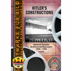 Hitler's Constructions (Die Bauten Adolf Hitlers)  (Nazi Architecture)  (DVD with PPR & DSL Certificates)