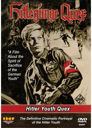 Hitlerjunge Quex (Hitler Youth Quex) (DVD with PPR & DSL Certificates)