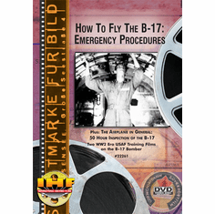 How To Fly The B-17 DVD