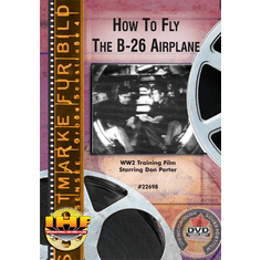 How To Fly The B-26 DVD