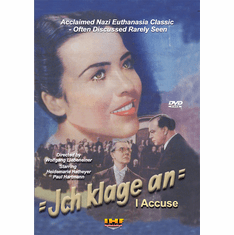 Ich Klage An (I Accuse) DVD Educational Edition