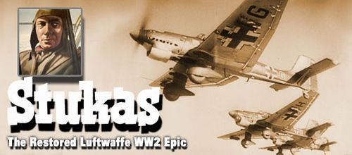 Stukas: Restored Luftwaffe WW2 Epic DVD (Karl Ritter)