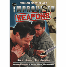 Improvised Weapons DVD (Systema, Vladimir Vasiliev)