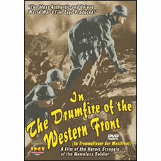 In the Drumfire of the Western Front DVD (Im Trommelfeuer der Westfront)C. Kayser, 1936