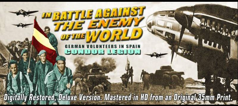 In Battle Against the Enemy of the World DVD