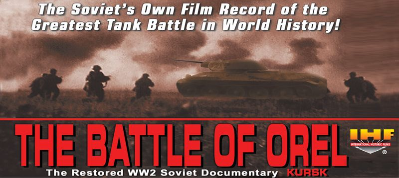 Battle of Orel (Kursk) DVD