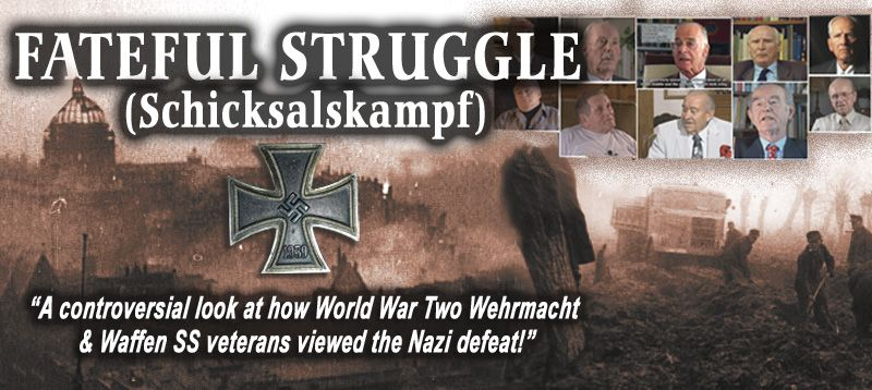 Fateful Struggle DVD