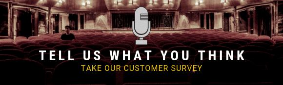 Tell Us What You Think - Take our Customer Survey