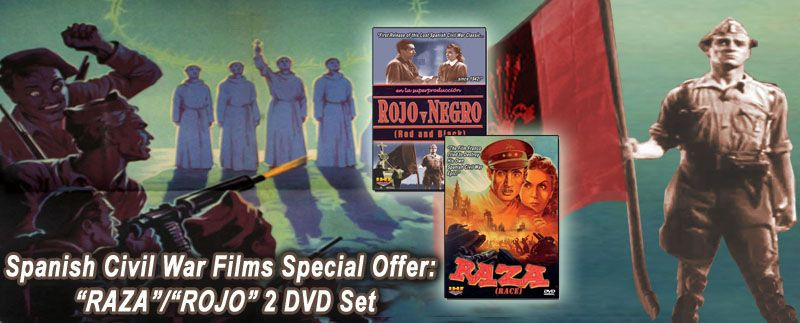 Raza (Race) / Rojo Y Negro (Red & Black) - 2 DVD Set