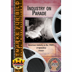 Industry On Parade DVD