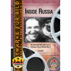 Inside Russia DVD