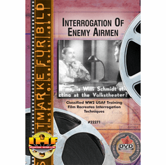 Interrogation Enemy Airmen DVD