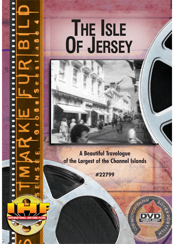 Isle Of Jersey (Channel Islands) DVD