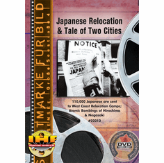Japanese Relocation (Internment Camps) DVD