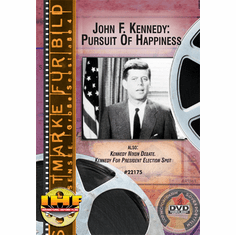 JFK  Pursuit Of Happiness DVD