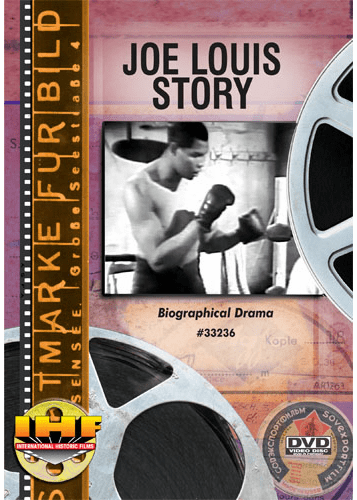 Joe Louis Story DVD