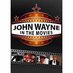 John Wayne In The Movies DVD