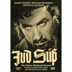 Jud Süss (Jew Suess) The Deluxe Restored Version (DVD with PPR & DSL Certificates)
