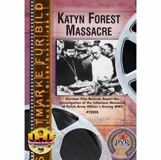 Katyn Forest Massacre DVD