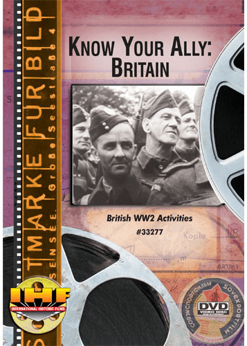 Know Your Ally: Britain DVD