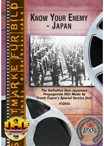 Know Your Enemy--Japan (WWII) DVD