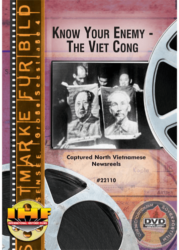 Know Your Enemy Viet Cong DVD