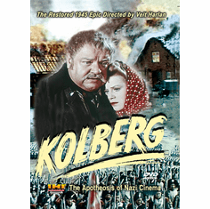 Kolberg: The Restored 1945 Epic Directed by Veit Harlan (DVD with DSL Certificate)