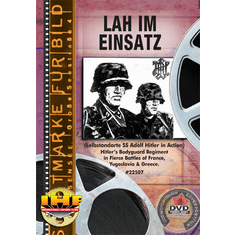 Lah Im Einsatz:  (Leibstandarte SS Adolf Hitler In Action) (DVD with PPR Certificate)