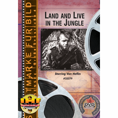 Land and Live in the Jungle DVD (Van Heflin)