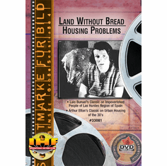 Land Without Bread & Housing Problems (DVD with DSL Certificate)
