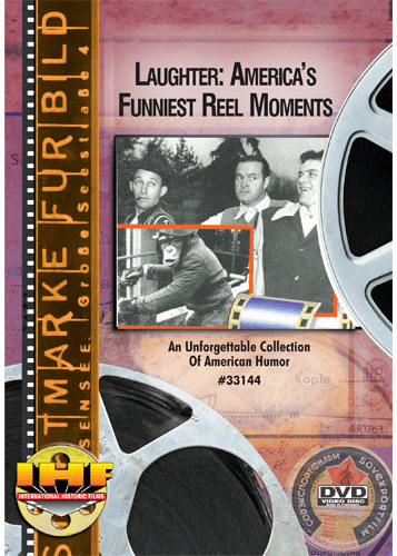 Laughter: America's Funniest Moments DVD