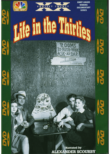 Life In The Thirties DVD