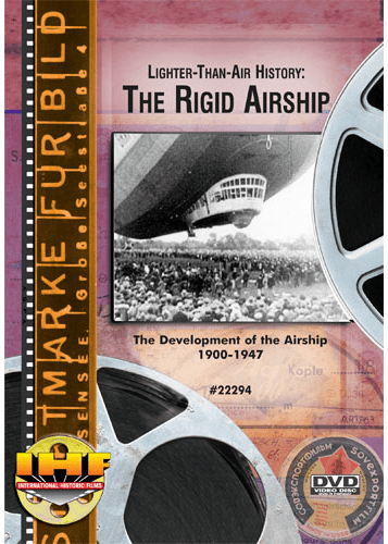 Lighter-Than-Air History The Rigid AirshipDVD