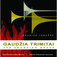 Lithuanian March Music CD's