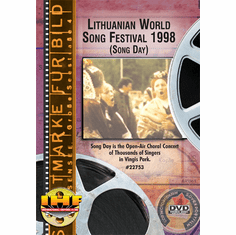 Lithuanian World Song Festival 1998 (Song Day) DVD