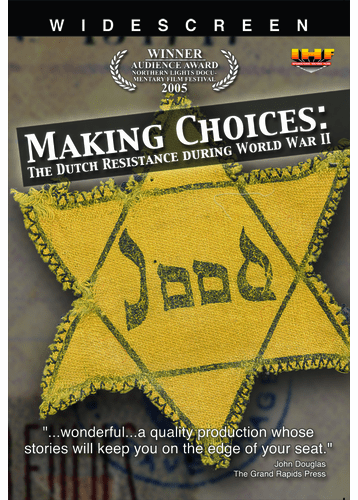 Making Choices: The Dutch Resistance During WW2 (DVD)