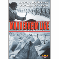 Mannerheim Line (Russian Winter War) DVD