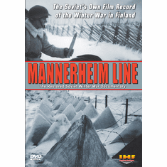 Mannerheim Line (Russian Winter War) DVD Educational Edition