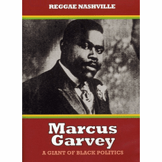Marcus Garvey: A Giant of Black Politics DVD