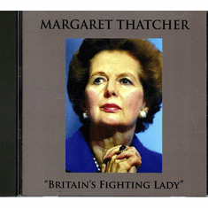 Margaret Thatcher: Britain's Fighting Lady CD