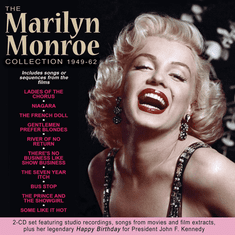 Marilyn Monroe Collection 1949-62 (2 CD Set)