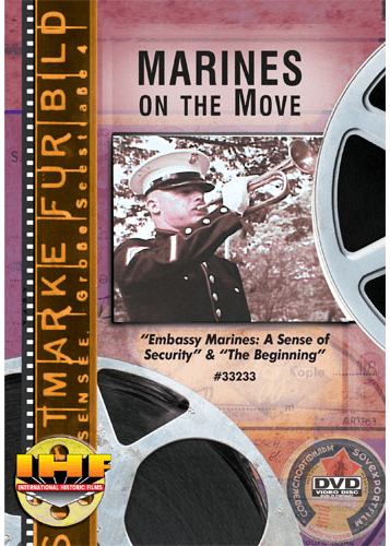 Marines on the Move DVD