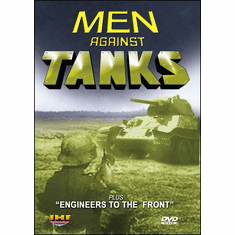 Men Against Tanks  (Manner gegen Panzer  1943)  DVD Educational Edition
