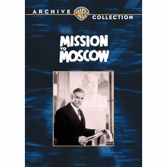 Mission to Moscow DVD