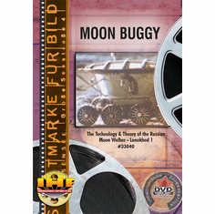 Moon Buggy DVD (Soviet Lunokhod I Space Rover)