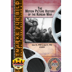 Motion Picture History of the Korean War DVD